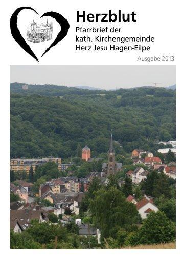 Herzblut 2013 - Herz Jesu Hagen-Eilpe