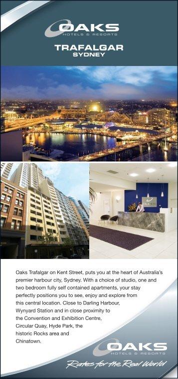 TRAFALGAR - Oaks Hotels & Resorts