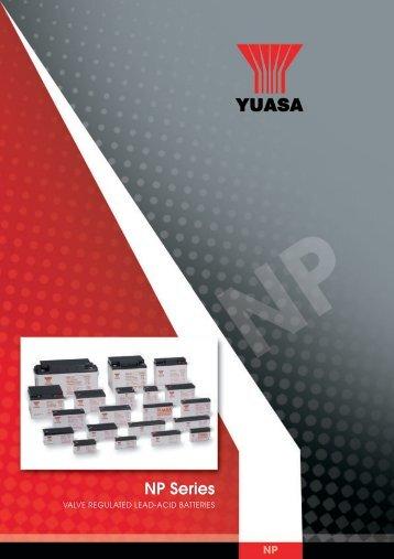 NP Series - Critical Power Supplies