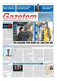 Yan sanayide Türk ürünü var, ama ismi yok - Gazetem.ru