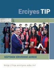 Kayıt Kılavuzu - Erciyes Üniversitesi Tıp Fakültesi