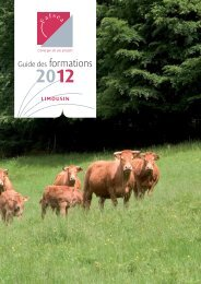 Guide des formations - Easy catalogue