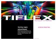 TEXTILE INkS AquATRANS - Tiflex