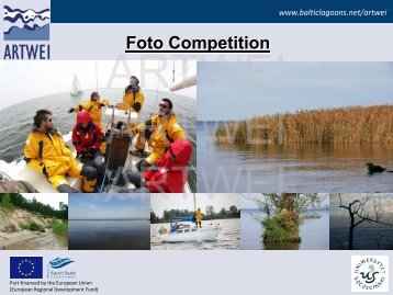 Photo competition - Baltic Lagoon Network