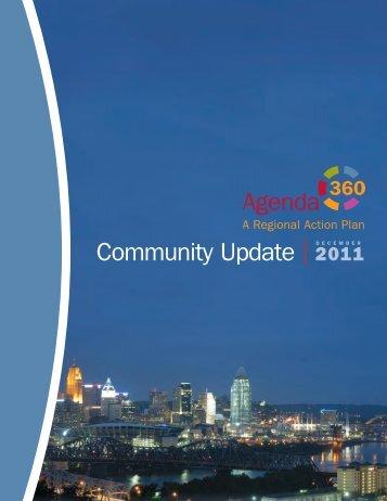 Agenda 360 Community Update 2011