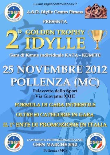 Pollenza (Mc) 25 novembre 2012 - Artimarzialiperugia.It
