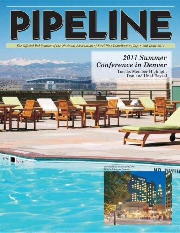 2011 Summer Conference in Denver - NASPD
