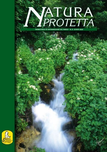 n. 8 - estate 2010 - Parco Nazionale d'Abruzzo Lazio e Molise