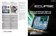 Eclipse Automotive Navigation System - Mobile Audio Electronics