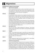 Trainingszeiten - beim TuS Vahrenwald 08 - Seite 3