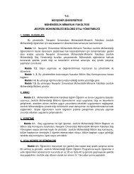 tc nevşehir üniversitesi mühendislik-mimarlık fakültesi jeofizik ...