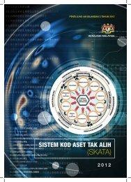Sistem Kod Aset Tak Alih (SKATA) - Jabatan Perdana Menteri