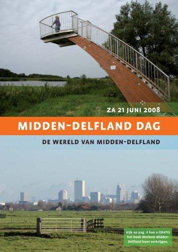 De wereld van Midden-Delfland - Midden-Delfland Vereniging