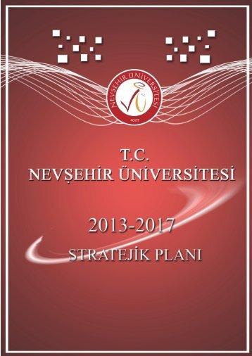 Stratejik Planı İndirin - Kamuda Stratejik Yönetim