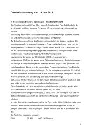 Protokoll ORM vom 19.06.2013 neu - bei der Stadt Sindelfingen