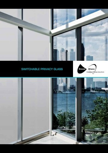 SWITCHABLE PRIVACY GLASS - Glass On Web