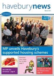 Winter 2011 - Havebury Housing Partnership