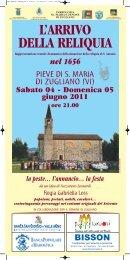 IMP ARRIVO RELIQUIA 4 colori - UNPLI Veneto