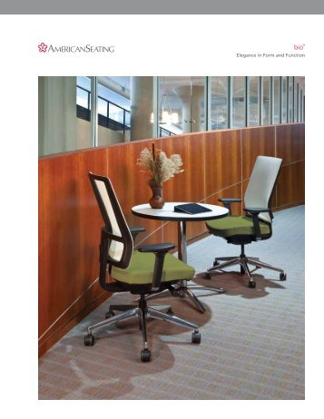 bio Brochure - American Seating