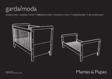 garda/moda - Mamas & Papas