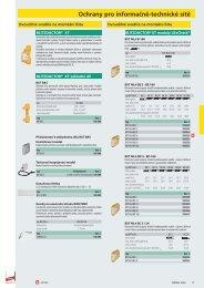 Ochrany pro informačně-technické sítě - Dehn