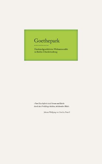 Exposé Teil A als PDF - DGG - Deutsche Gesellschaft für ...