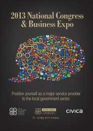 View the 2013 Sponsorship and Business Expo prospectus - Local ...