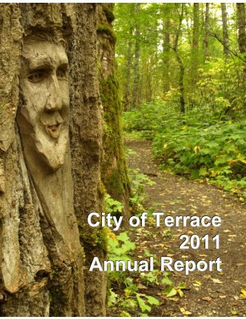 City of Terrace 2011 Annual Report