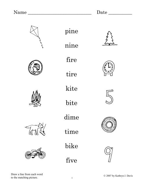 Spelling Worksheets 2-3 Who Works Here? - Sound City Reading