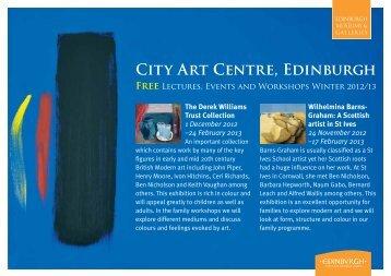 Wilhelmina Barns- Graham - Edinburgh Museums - Edinburgh ...