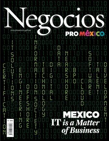 mexico - ProMéxico
