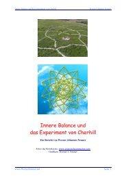 Innere Balance und das Experiment von Cherhill - meinThema