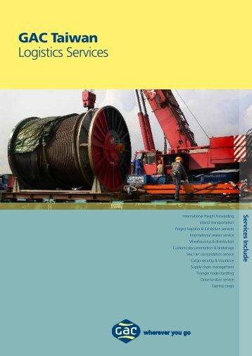 GAC Taiwan Logistics Services