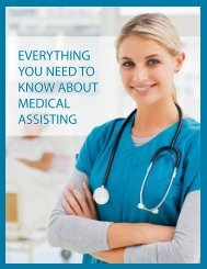 everything you need to know about medical assisting - Career Speed