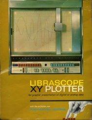 X-Y Plotter - Librascope Memories