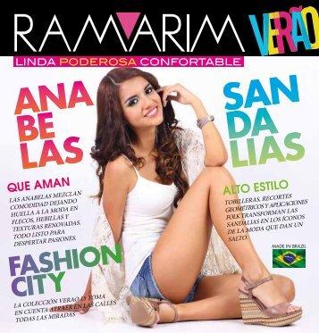 Catalogo RAMARIN Verano 2015