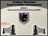 M855A1 Enhanced Performance Round (EPR) - US Armorment