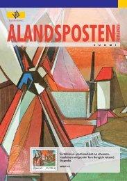 suomi - Posten Åland