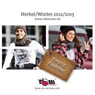 H Herbst/Winter 2012/2013 - Rolli-Moden