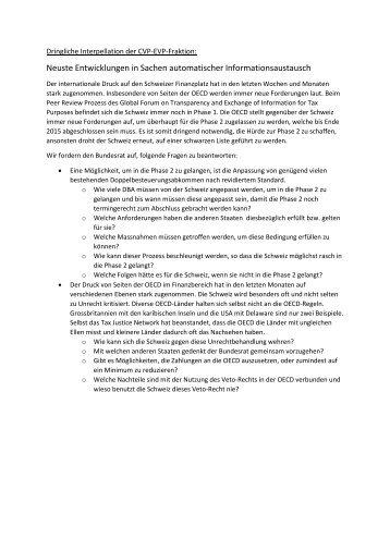 Text pdf - CVP Schweiz