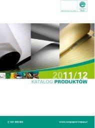 Pobierz Katalog Produktów w wersji elektronicznej (13 ... - Europapier