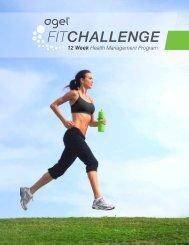 12 Week Health Management Program - Fit Challenge