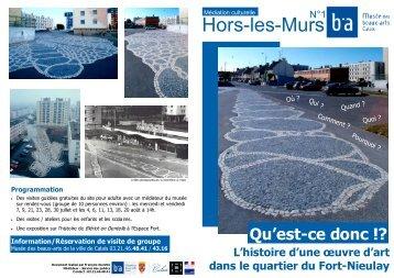 Hors-les-Murs - Ville de Calais