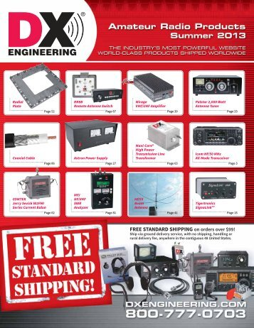 Pages 1-11 - DX Engineering