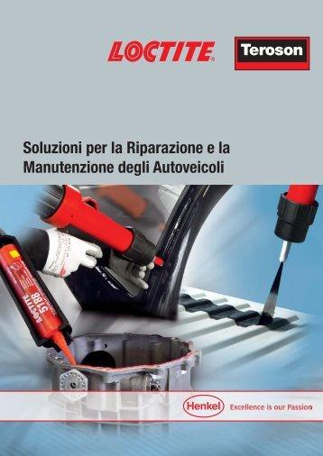 Soluzioni per la Riparazione e la Manutenzione degli Autoveicoli