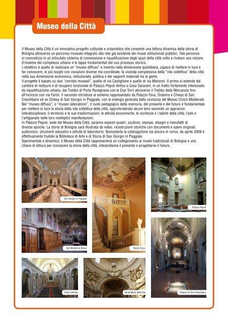 Museo della Città - Urban Center