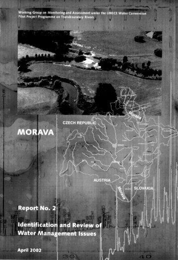 Morava report no. 1 - IWAC