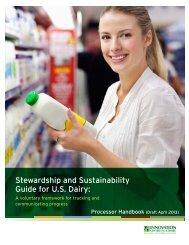 Processor Handbook - Innovation Center for US Dairy