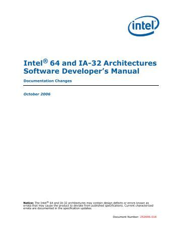 intel software engineer