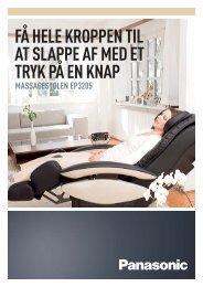 få hele kroppen til at slappe af med et tryk på en knap - Care Relax ...